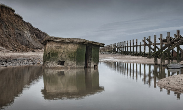 Lost in a Landscape: RAF Happisburgh