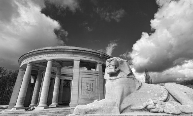 Vanishing Point: Stumbling through Ploegsteert