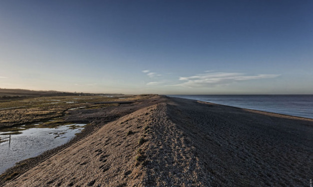 Coasting: Kelling Hard and Salthouse