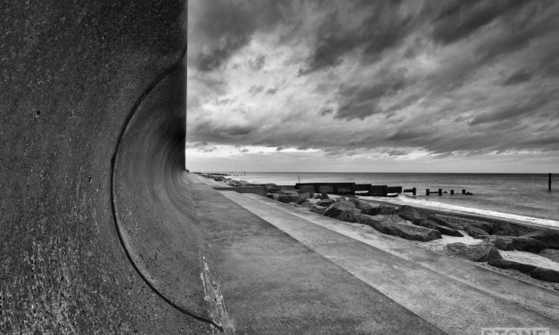 Coasting: Eccles beach – far away in time