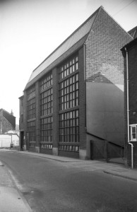 Chamberlins factory