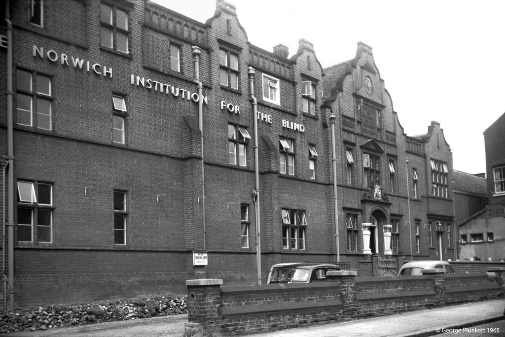 Magdalen St 132 Blind Institute [4908] 1965-05-19