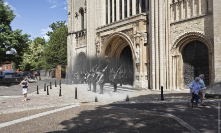 Ghosts: Norwich Cathedral 1919