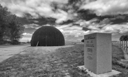 Dead cities: Langham Dome