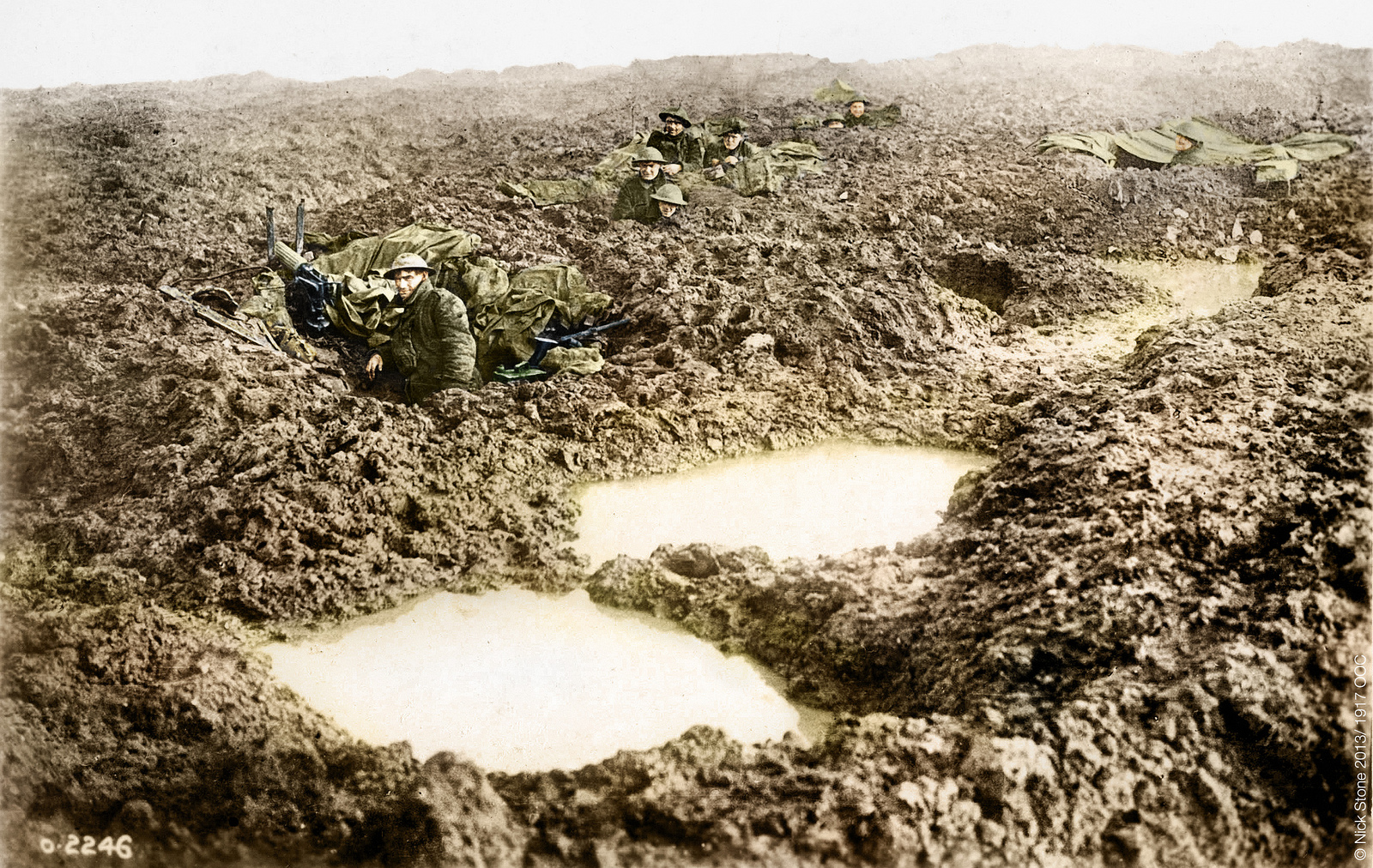 © Nick Stone WW1 in colour 3