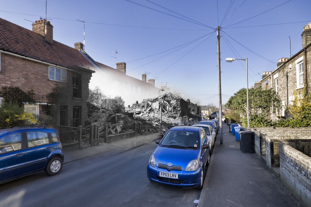 Helena Road blitz ghost © Nick Stone 2011
