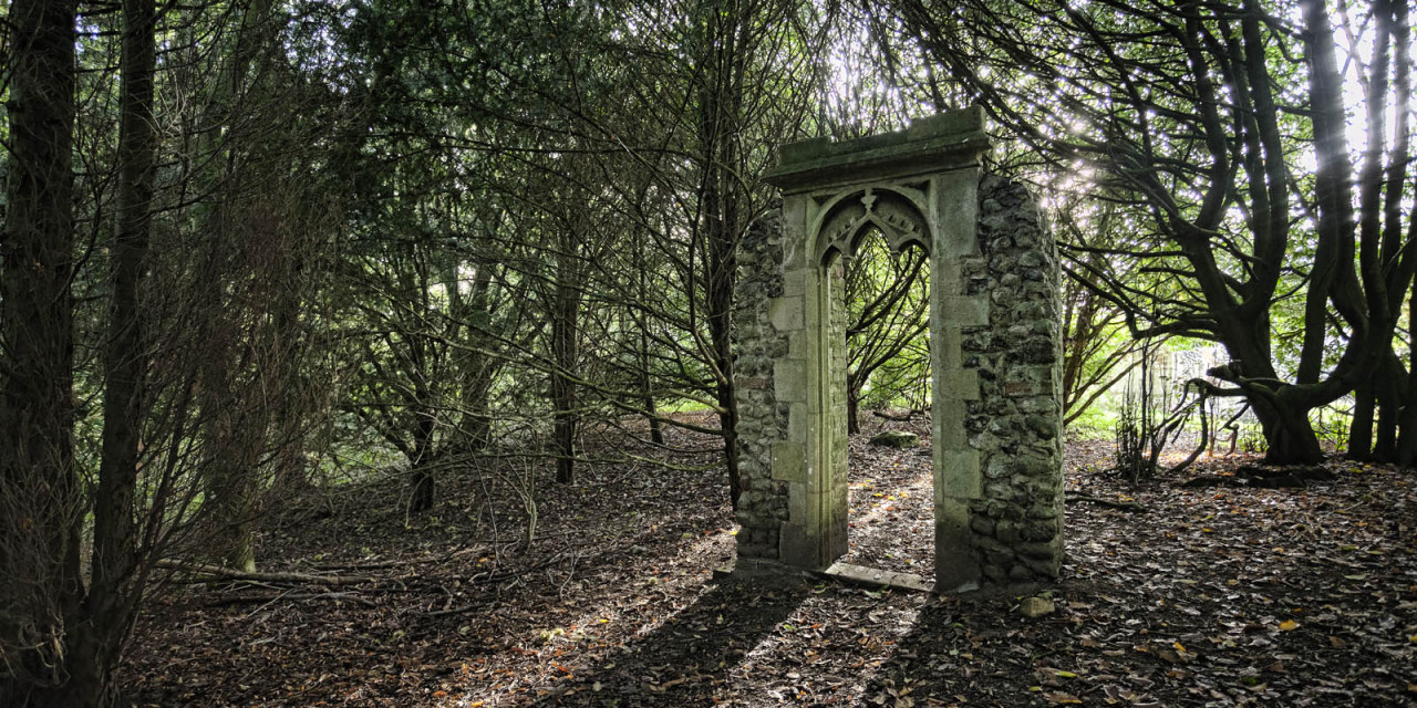Lost in a landscape: Mannington