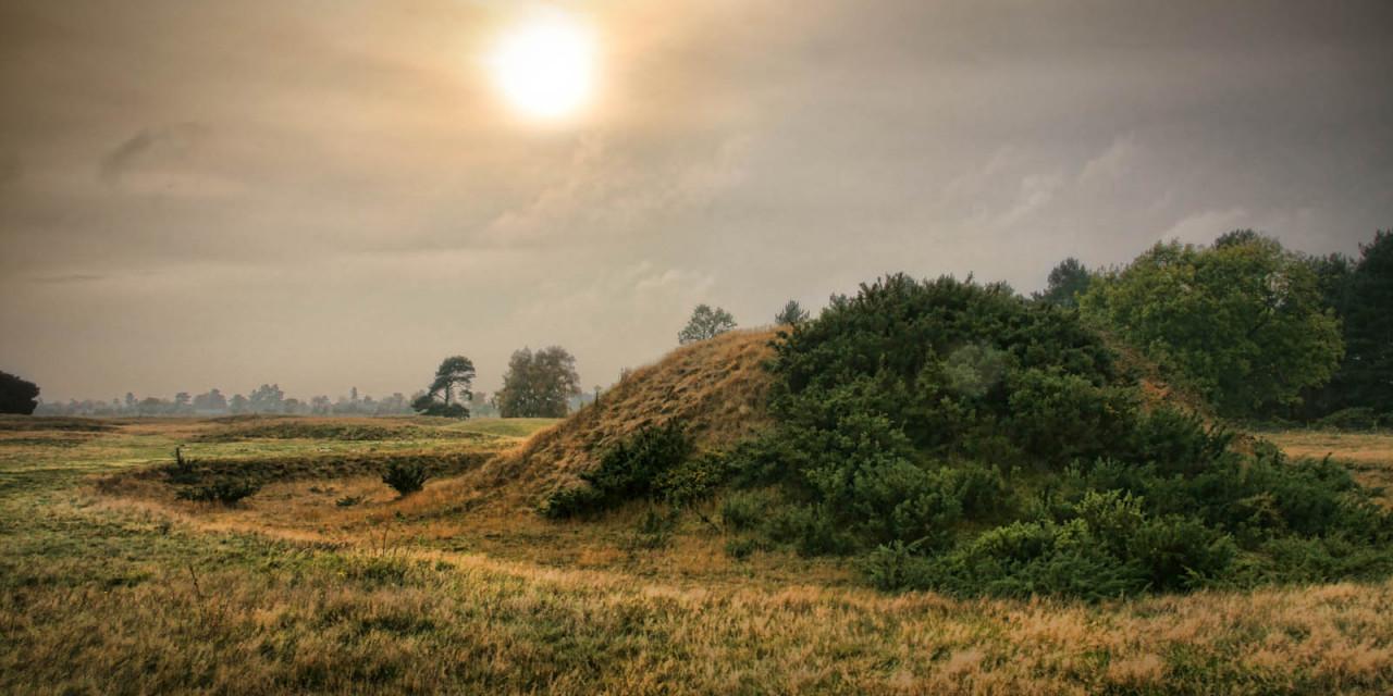 Lost in a landscape: Burying kings – Sutton Hoo