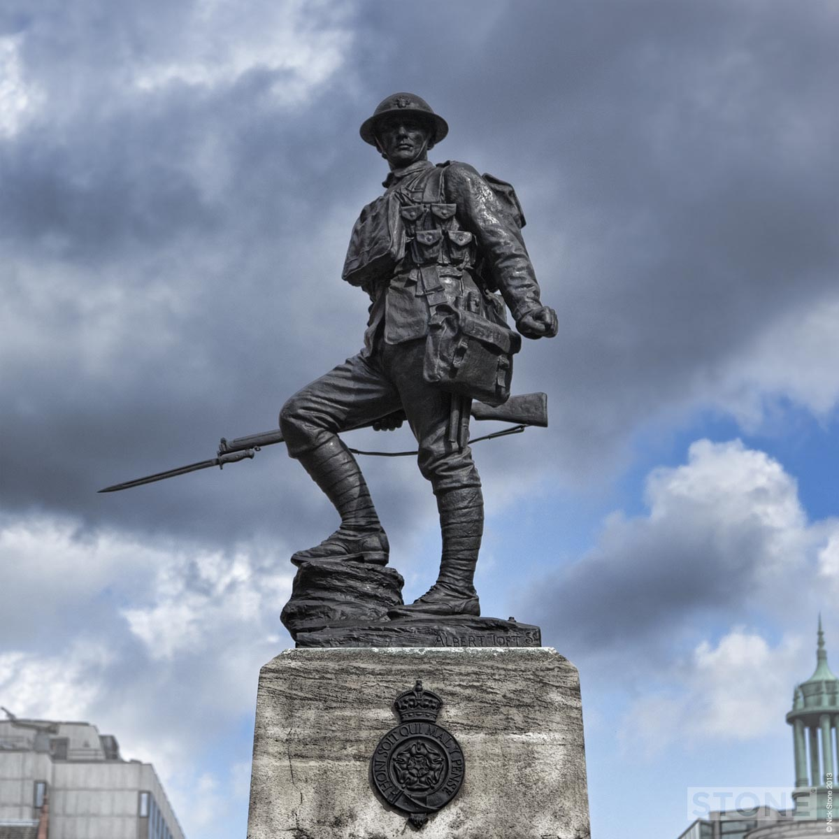 Holborn Fusilier © Nick Stone 2013