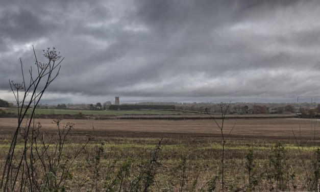 Lost in a landscape: Worstead
