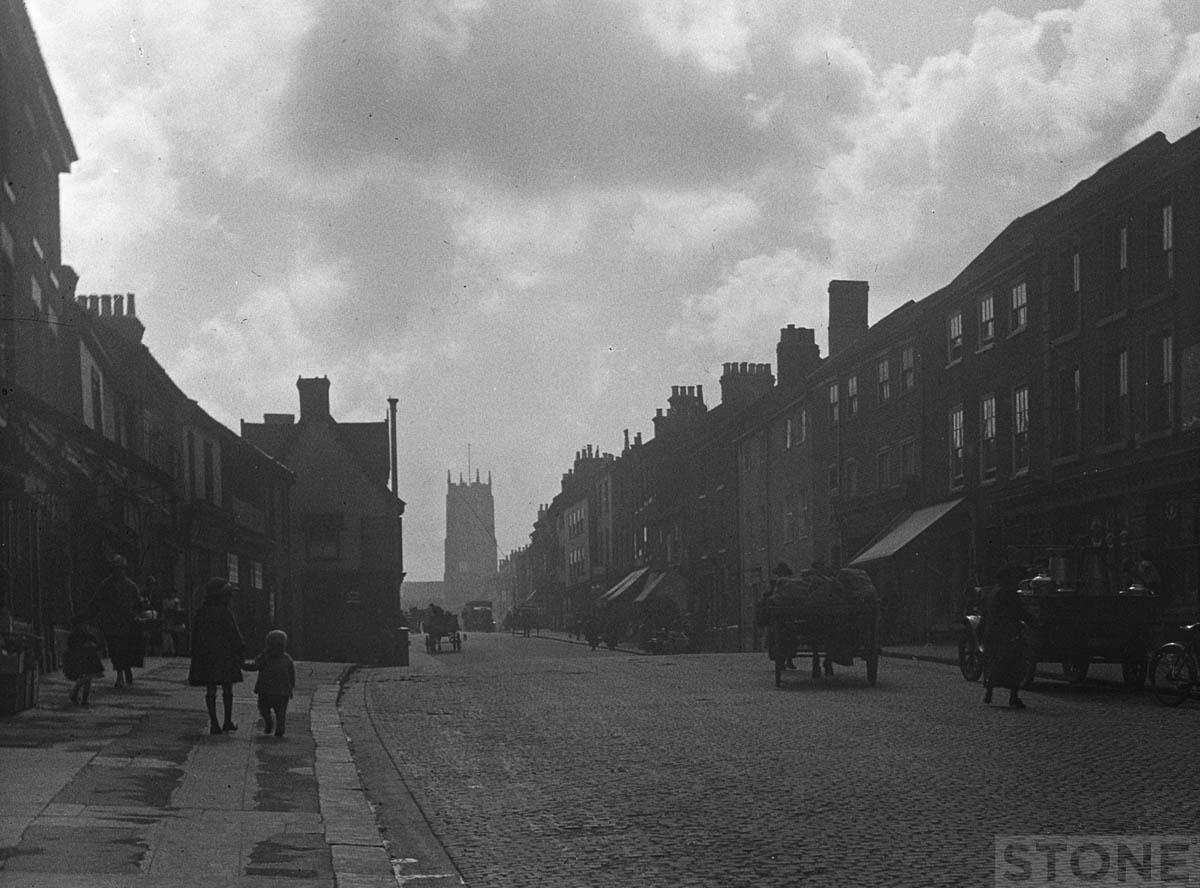 Ber Street © Nick Stone