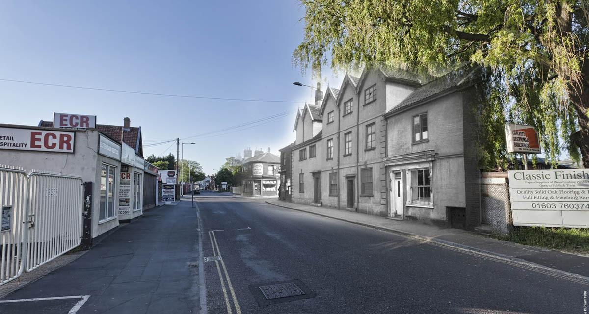 Lost City Ghosts: Oak Street & St Martins