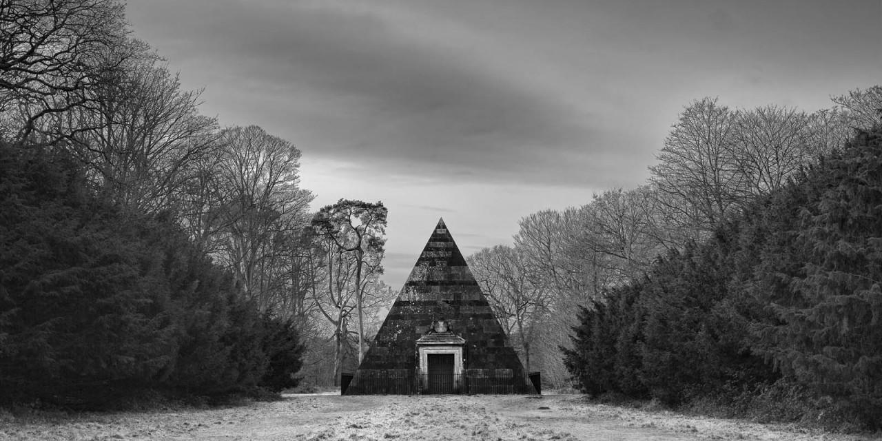 Lost in a Landscape: Blicking Mausoleum