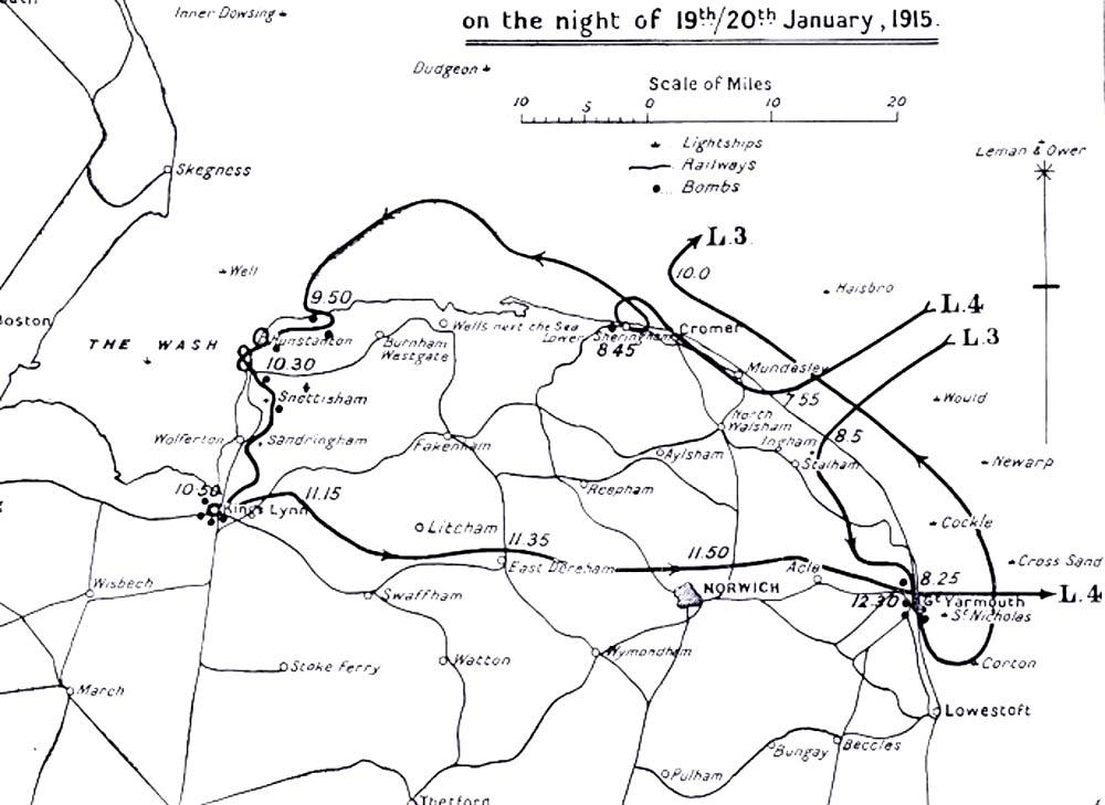 Great War Zeppelin Raids