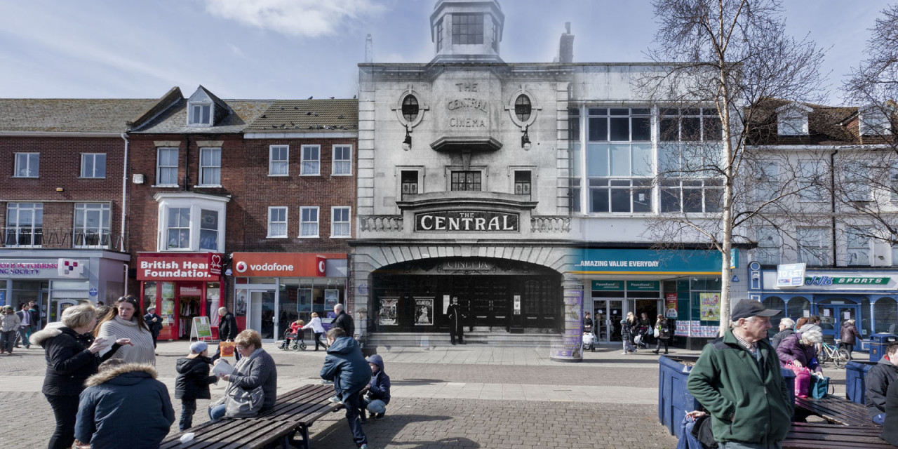 Cinema Ghosts: The Central or Plaza