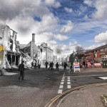 Blitz Ghosts: Oak Street & Sussex Street 1942