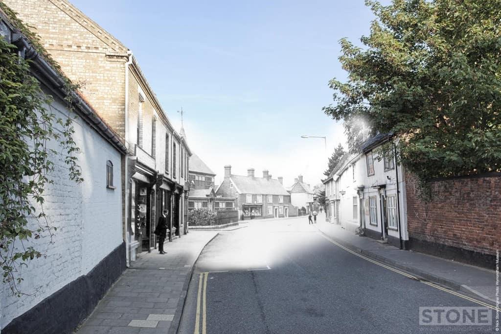 Wymondham 1813 © Nick Stone 2014