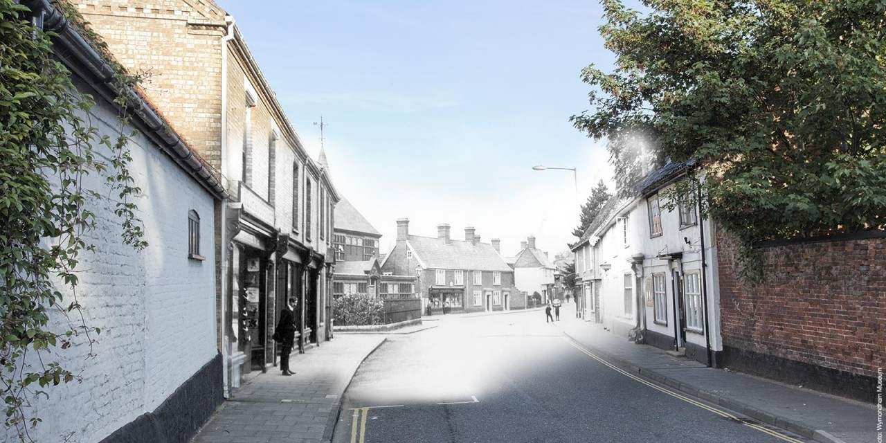 Ghosts: Wymondham history part 1