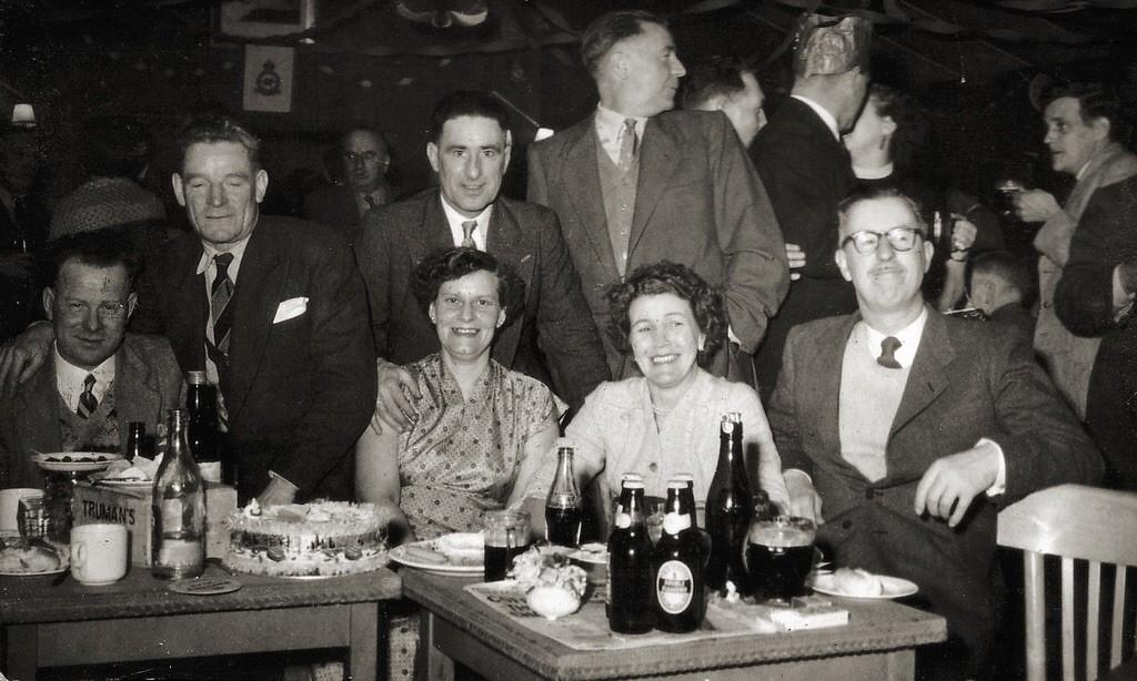 Mum and 1950