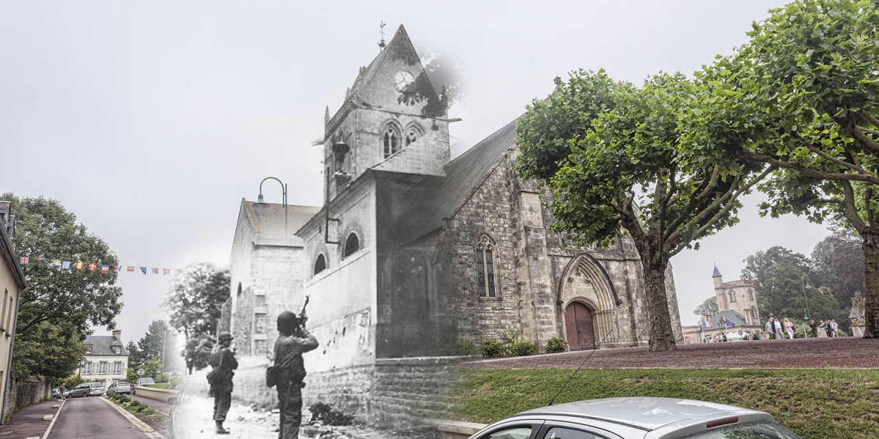 Ghosts: Sainte-Mère-Église 2