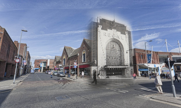 Cinema ghosts: Great Yarmouth Regal & Theatre