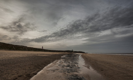 Coasting: Happisburgh Low light