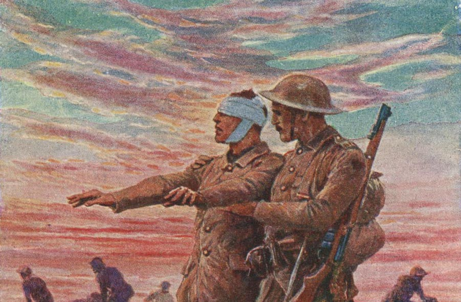 Great War: Blinded