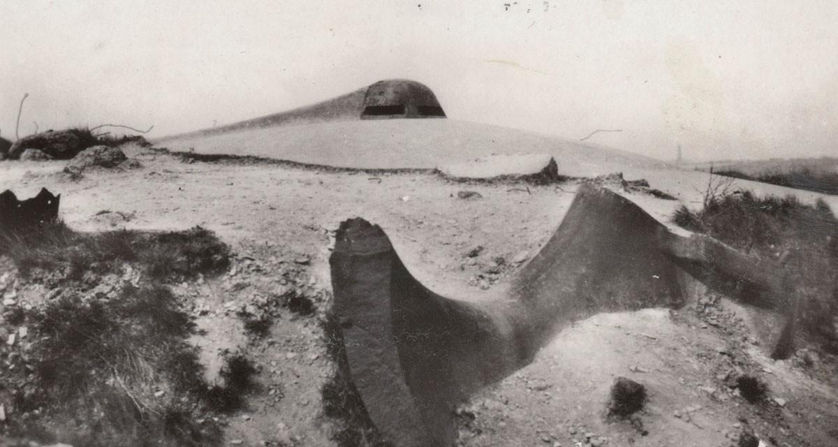 Great War: Verdun in postcards