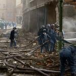 Blitz in Colour: Rampant Horse Street 30 April 1942