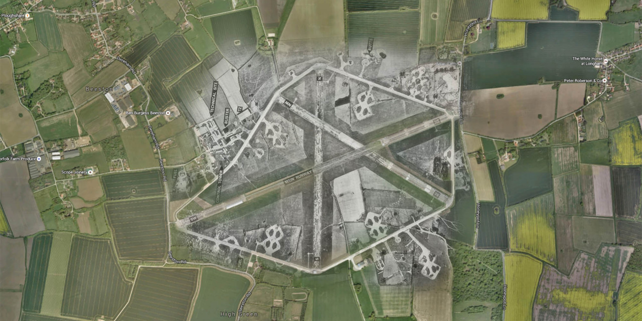 Ghost Airfields of WW2: Part 4