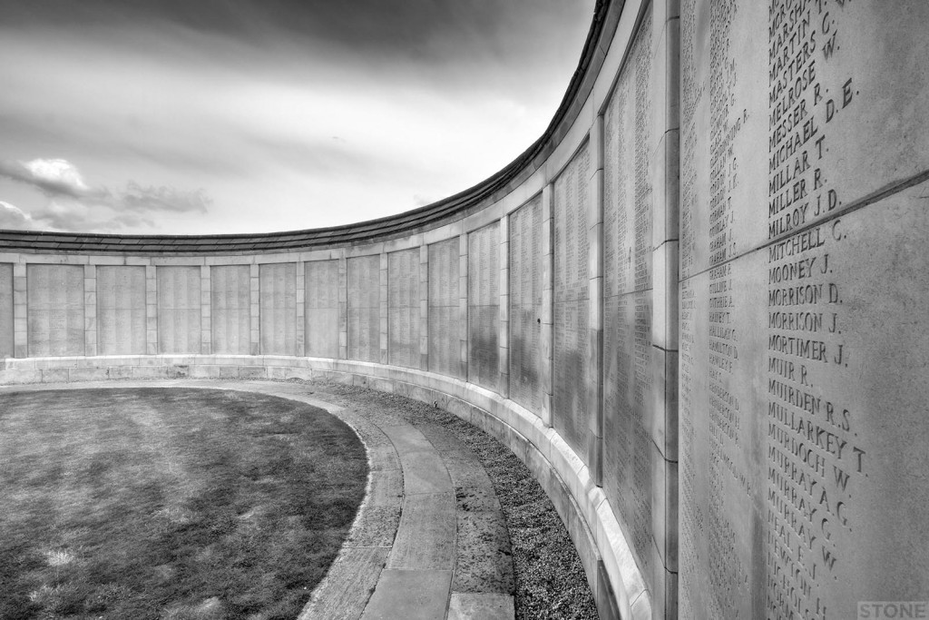 tyne cot curve 2 © NS