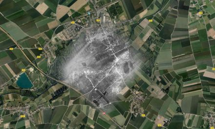 WW1: Aerial Trench Ghosts Part 3 – Lens