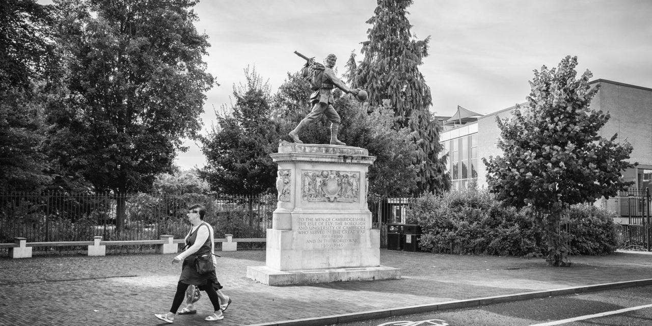 Cambridge – persistence of memory