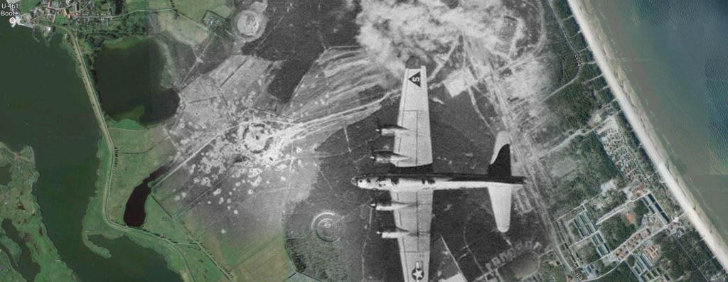 V2 aerial ghosts