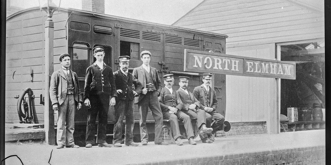 Through glass: North Norfolk, Herbert Thomas Cave