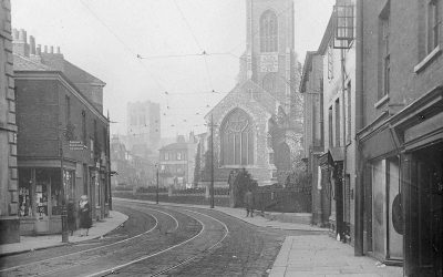 Up city: St Giles Street, Norwich
