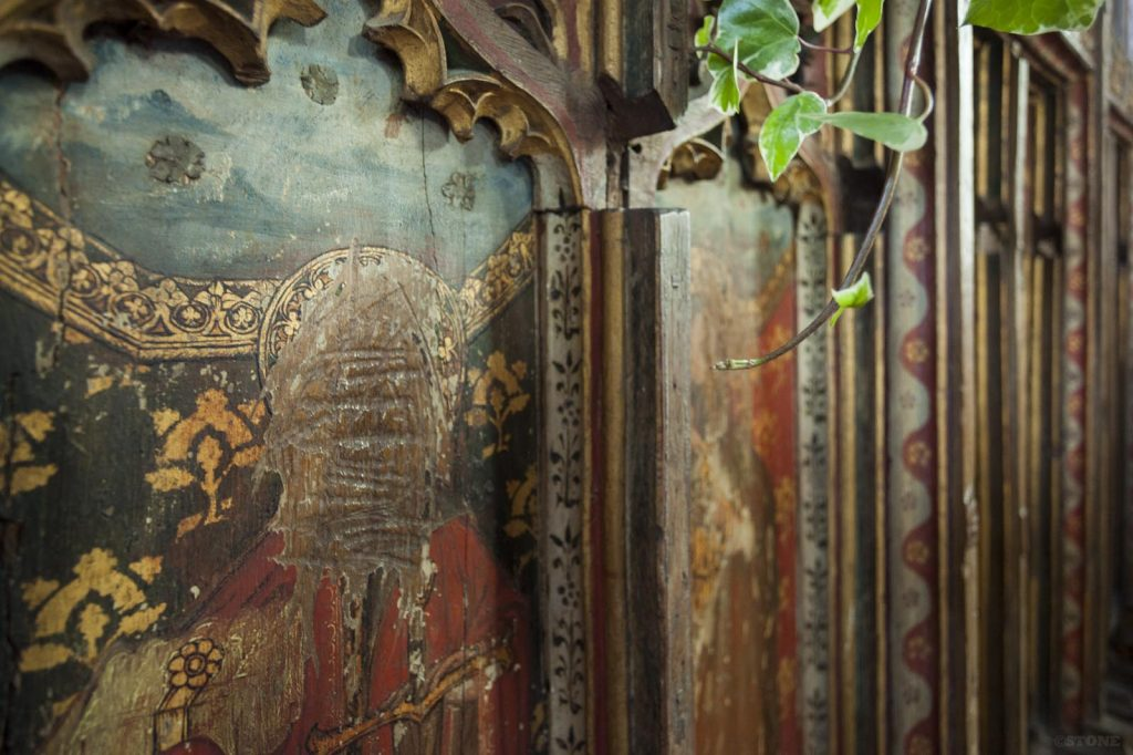 Trunch Rood Screen