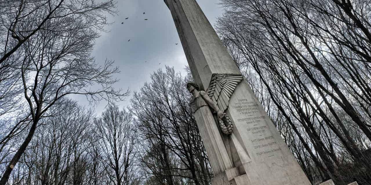 Vanishing points: The Sad Angel of Kemmel