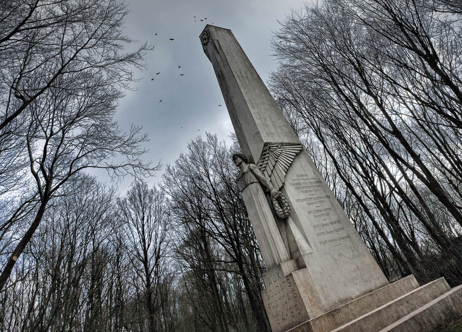 Vanishing points: The Sad Angel of Kemmel