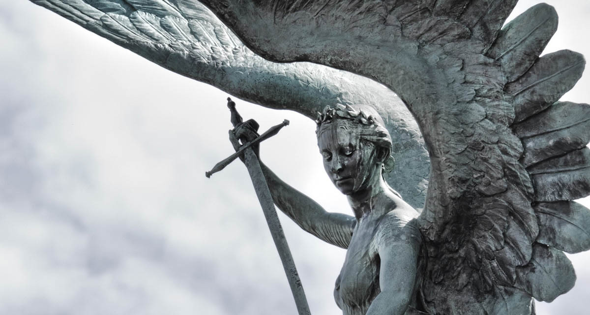 Hidden history: A winged victory for the sullen