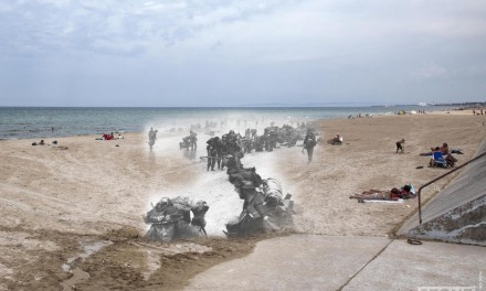 Ghosts of D-Day