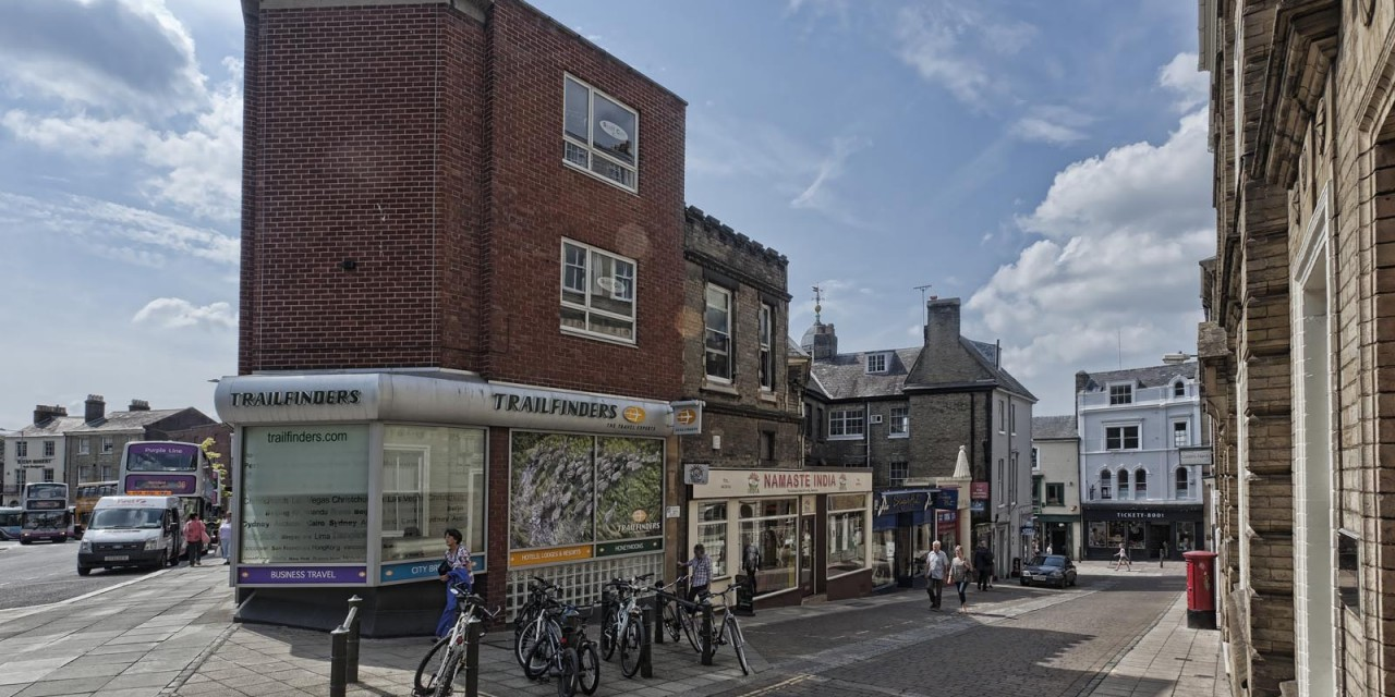Hidden History: Opie Street and Gropecunt Lane.