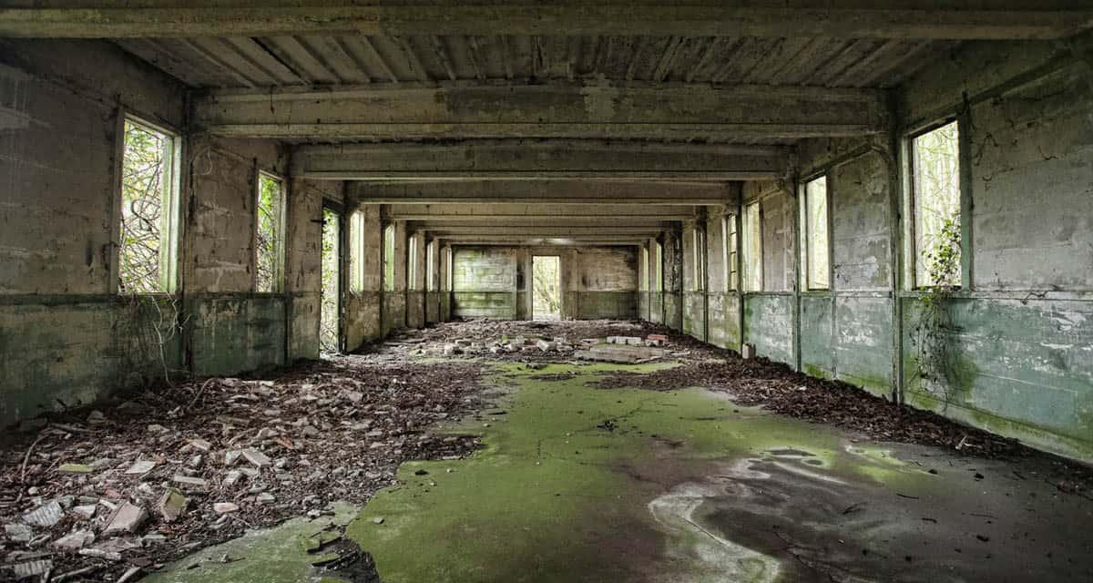 Dead cities: Thorpe Abbotts