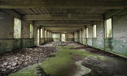 Dead cities: Thorpe Abbotts