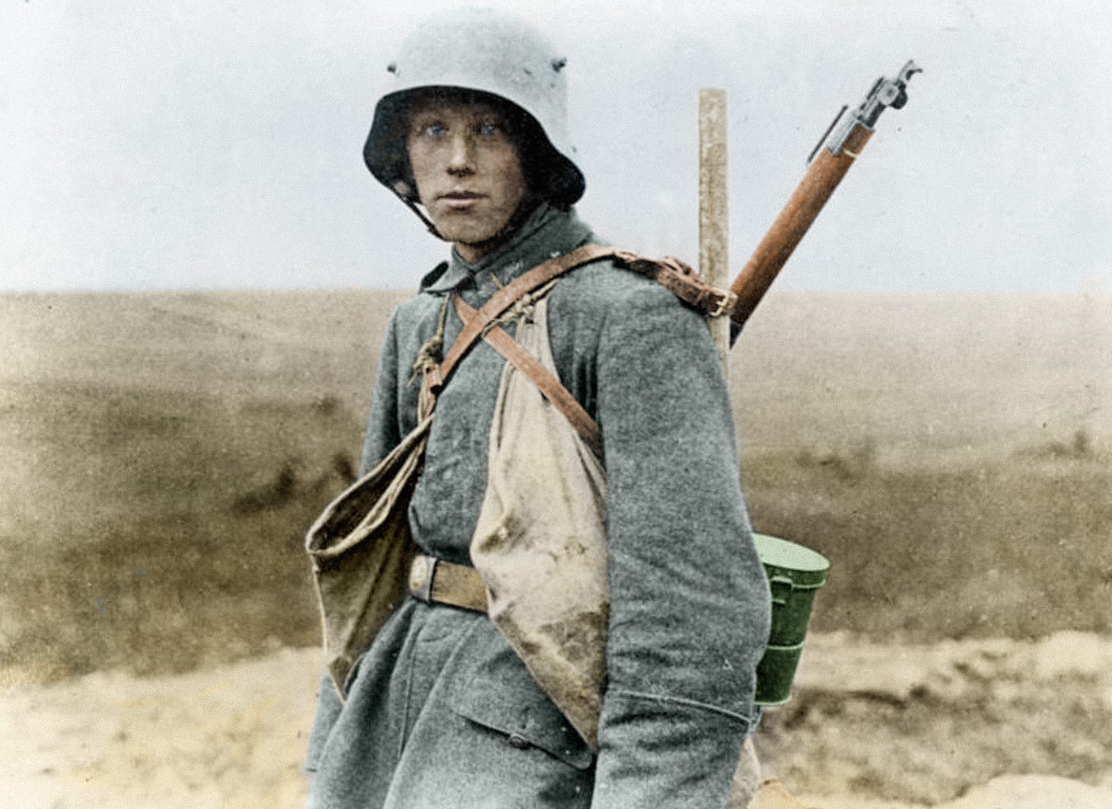 © Nick Stone WW1 in colour 1