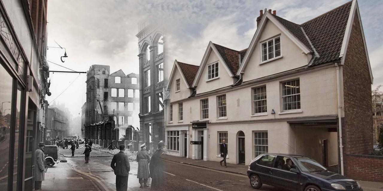 Blitz Ghost – St Andrews
