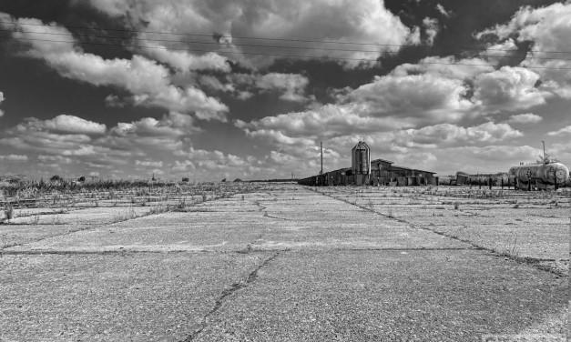 Dead cities: RAF Attlebridge