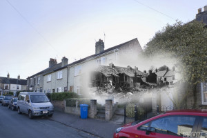 Helens road norwich blitz ghost