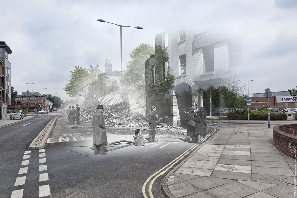 Blitz ghost St Benedicts street ©nick stone 2012