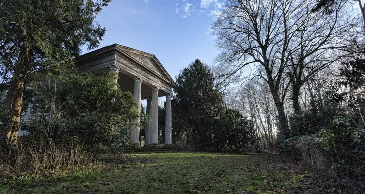 Lost in a landscape: Gunton